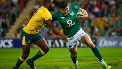 Six Nations: Henshaw (Irlande) incertain contre la France
