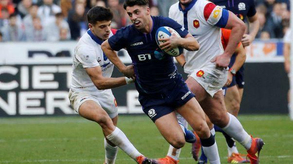 Scotland pair Maitland, Harris to miss Wales clash