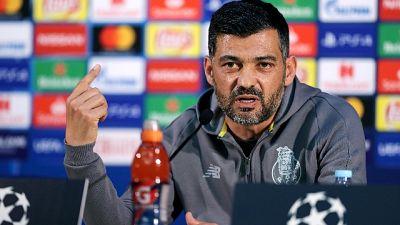 """Conceicao: """"Giocando da Porto passiamo"""""""