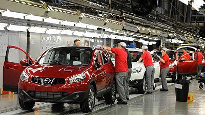 Nissan may cut capacity at UK car plant - Sky News
