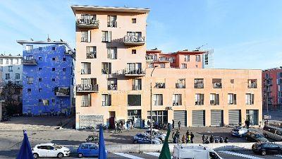 800mila euro per sgombero palazzine Moi