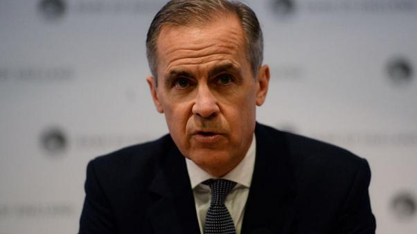 BoE's inflation view suggests market underestimated rate hikes - Carney