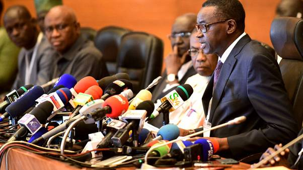 Senegal's president officially secures re-election