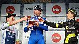 Cyclisme: le Français Florian Sénéchal remporte le GP Samyn