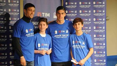 Calcio: Junior Tim Cup fa tappa a Verona
