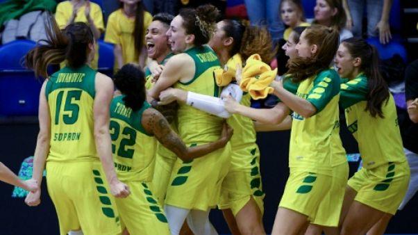 Basket: Bourges rate l'exploit à Sopron en quart de finale aller de l'Euroligue