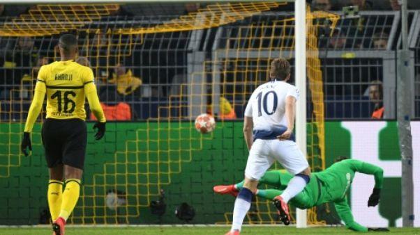 Ligue des champions: Tottenham élimine Dortmund et se qualifie pour les quarts