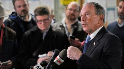 L'ex-maire de New York Michael Bloomberg renonce à la présidentielle 2020