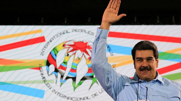 Venezuela's Maduro says he will defeat opposition