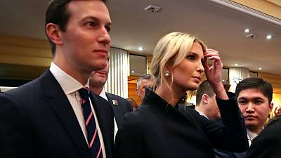 Trump pressured aides to get security clearances for Ivanka, Kushner - CNN