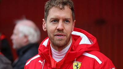 Vettel's fifth Ferrari season draws Schumacher comparisons