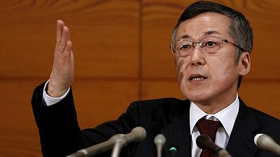 BOJ's Harada says ready to ease if risks threaten price goal