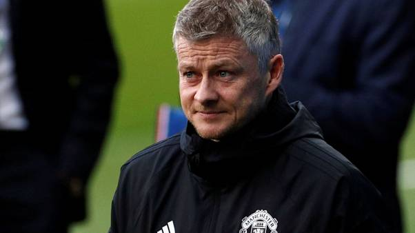 Manchcester United's Solskjaer says Molde contract may have expired