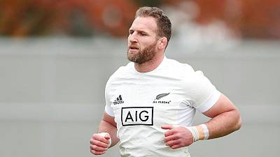 Rugby - All Blacks skipper Read signs up for Japanese club post-World Cup