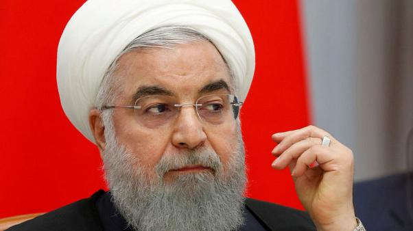 Iran's Rouhani accuses U.S. of trying to change clerical establishment