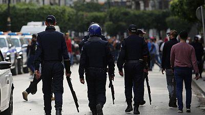 Algeria war veterans back protests demanding end to Bouteflika's rule