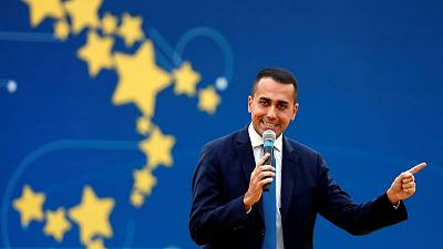 Italy government not at risk over Italy-France rail link - Di Maio