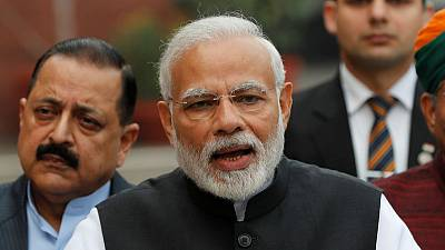 Indian opposition attacks Modi over alleged political use of armed forces