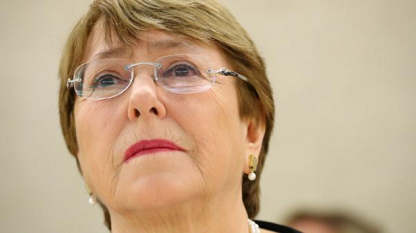 رئيسة مفوضية حقوق الإنسان تبدي حسرتها لرفض إسرائيل تقريراً أممياً حول القتل في غزة