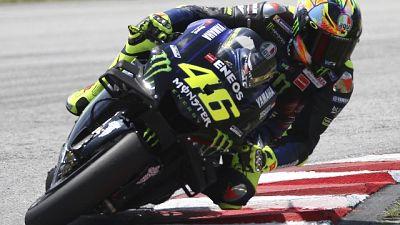 """MotoGp: Rossi """"motivazione alle stelle'"""