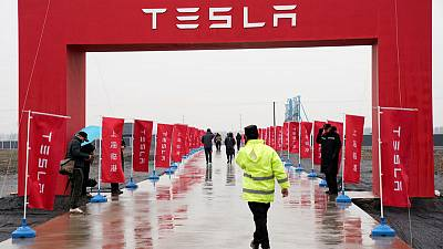 Tesla's Shanghai assembly plant to be completed in May - government official