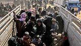 Syrie: l'ultime réduit de l'EI abandonné par ses derniers habitants