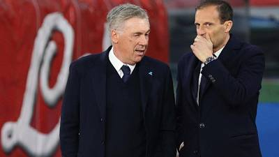 Ancelotti, niente scorie dopo la Juve