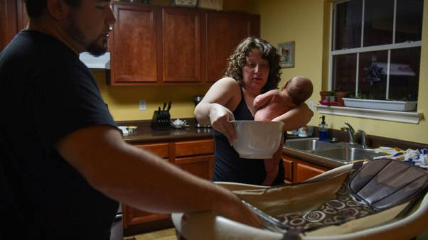 What lack of paid family leave means for one Texas mother