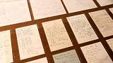 Trove of Einstein papers goes on display in Jerusalem