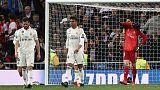 Vinicius shin injury heaps more pain on Madrid