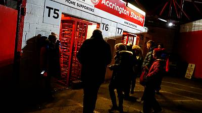 Bad owners and casino economy worry Accrington's popular chairman