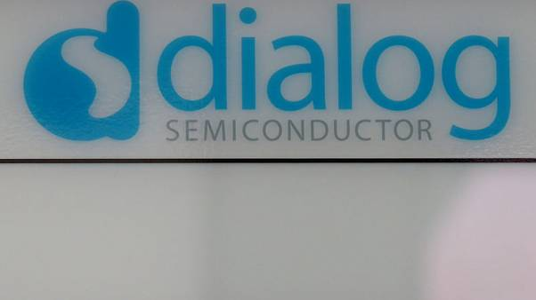 Dialog Semi, smaller after Apple deal, targets new growth areas