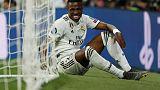 إصابة فينيسيوس تعمق جراح ريال مدريد