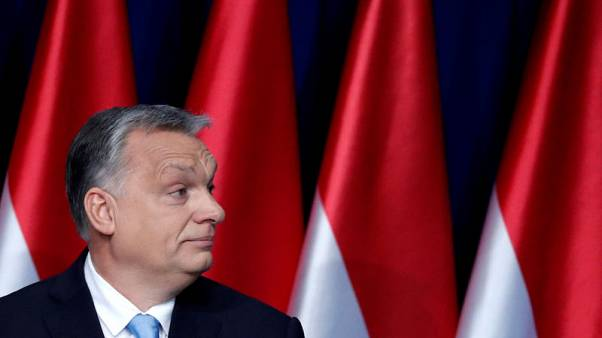 Signals from Hungary PM not encouraging, says European conservative