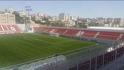 Da Fifa fondi per stadio Palestina