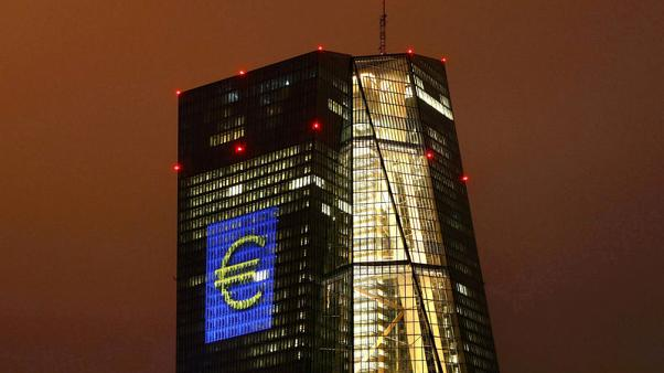ECB seen taking tentative step to prop up ailing euro zone