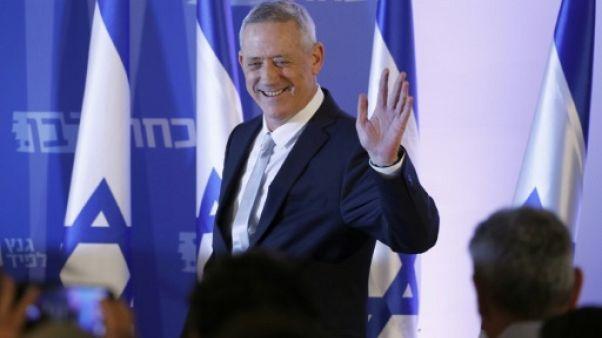"""Israël: les rivaux de Netanyahu veulent une """"séparation"""" avec les Palestiniens"""