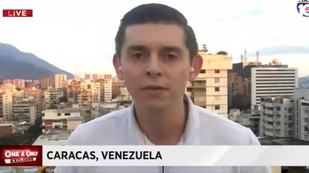 Venezuela arrests American journalist as U.S. pledges wider sanctions
