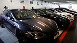 Tesla to drop fuel savings ad for Model 3 - German industry association