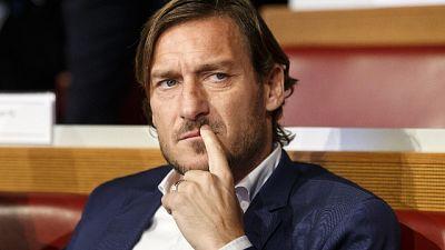 """Totti """"Difenderò sempre Di Francesco"""""""