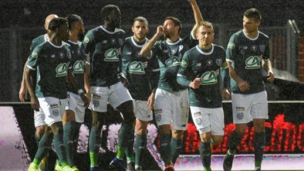 Coupe de France: Nantes prend date avec le PSG