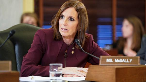 U.S. Senator McSally, an Air Force veteran, says she was raped by a superior officer