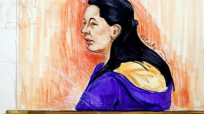 In Canadian court, Huawei CFO's lawyer raises Trump comments on case