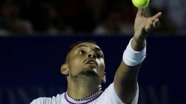 Kyrgios needs to up his fitness for Grand Slams - Courier
