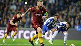 Porto go through with extra time VAR penalty