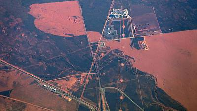 Undercover Down Under - Miners study gum leaves, groundwater for new finds