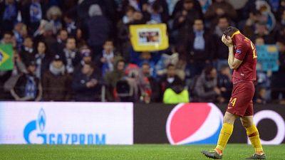 Champions, Pallotta: Roma derubata