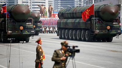 South Korea agency says movement at Pyongyang ICBM research complex detected - newspaper