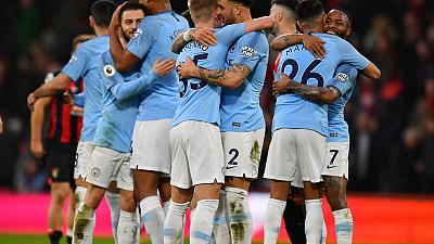 Man City eye chance to turn the screw on Liverpool