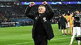 """Ligue des champions: """"C'est comme ça qu'on fait à Manchester United"""", a assuré Solskjaer"""